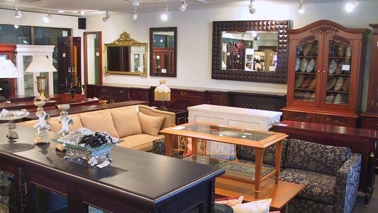 家具レンタル事業